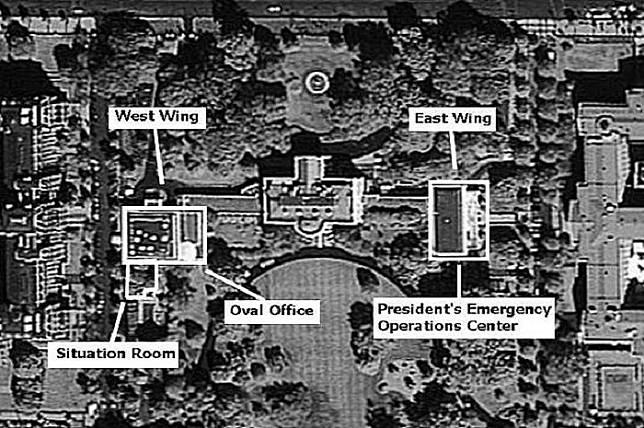 PEOC pertama kali dibangun pada masa kepresidenan Franklin Delano Roosevelt pada awal 1940-an. Pada saat itu, Amerika Serikat terlibat dalam Perang Dunia Kedua