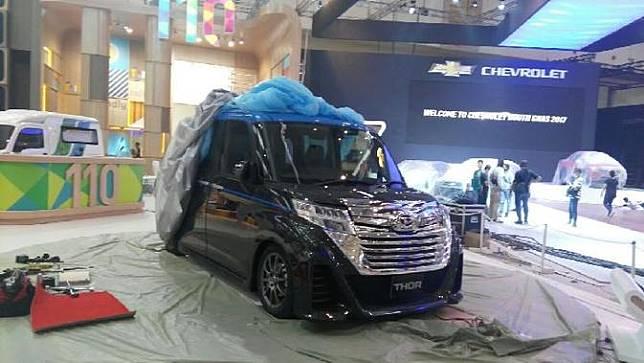 Daihatsu Thor (Arief A/Liputan6.com)