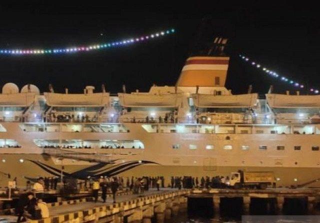Kapal Penumpang Pelni Ditolak Masuk NTT, Uang Tiket Sudah Dikembalikan