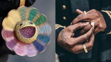 男人們也愛的「街頭珠寶」