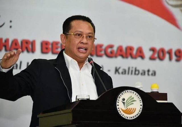 MPR: Semua Harus Bersatu, Karena Setelah Korona ada Resesi Ekonomi