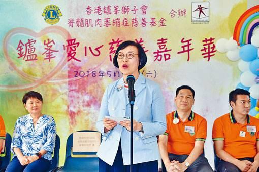 ■食物及衞生局局長陳肇始指出,現時臨團隊正密鑼緊鼓進行準備工作。
