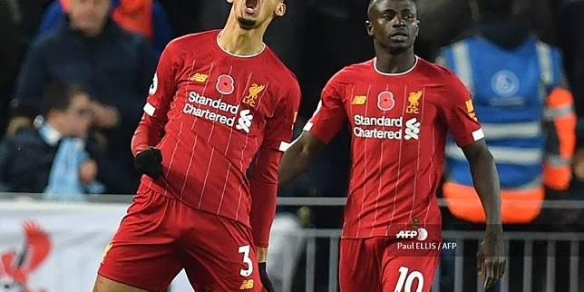 Link Live Streaming Liverpool Vs Brighton Kick Off 22 00 Wib Kompas Com Line Today