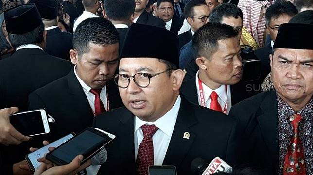 Wakil Ketua DPR RI Fadli Zon. (Suara.com/Novian).