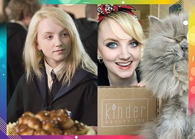 《哈利波特》女星突然失味覺同嗅覺懷疑染疫。