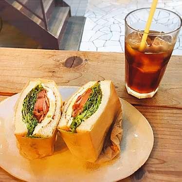 実際訪問したユーザーが直接撮影して投稿した北沢サンドイッチサンドイッチ クラブの写真