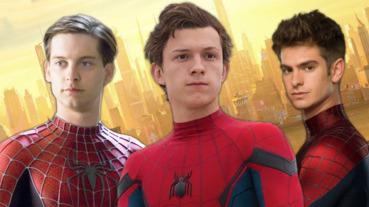 陶比麥奎爾、安德魯加菲爾德被爆已簽約《蜘蛛人 3》,將與湯姆荷蘭一起打反派!