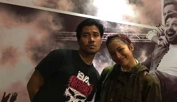 Chicco Jerikho Diam-diam Menikahi Putri Marino di Bali