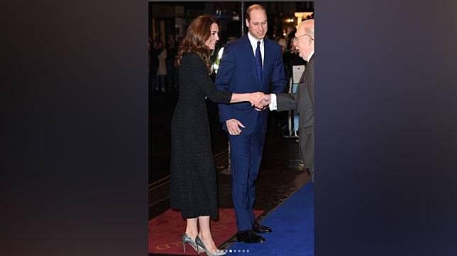 Kate Middleton. Instagram/@royal.addicted