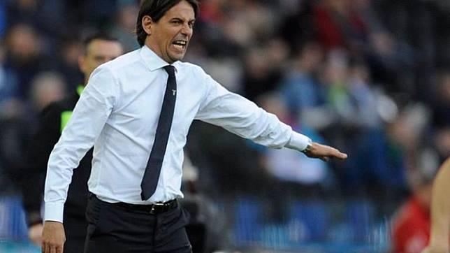 Juara Coppa Italia, Simone Inzaghi Belum Pasti Bertahan di Lazio