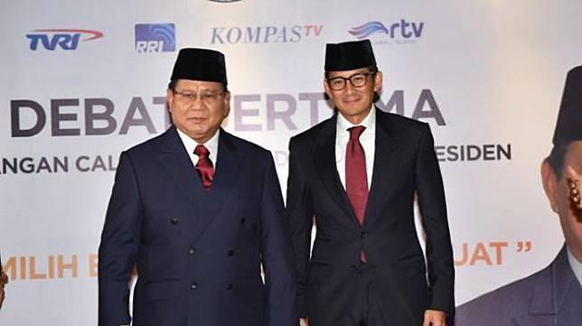 CEK FAKTA: Prabowo Bilang Gaji Gubernur Kecil Cuma Rp 8 Juta, Ini Aslinya