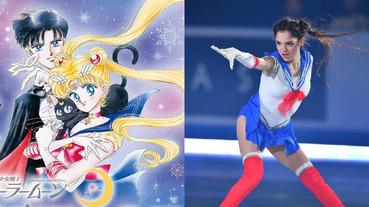 陣容太神!《美少女戰士》將推出首場滑冰秀,扮演月野兔的「她」又正又有實力!