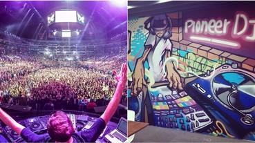 Pioneer DJ 翻轉台灣音樂文化!為國際音樂祭及潮流生活灌注精彩動能