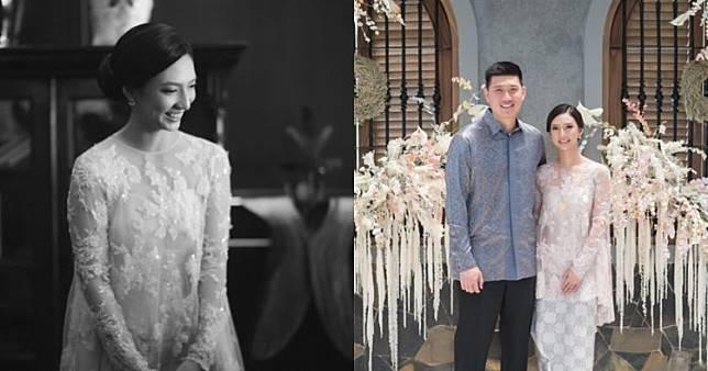 7 Momen pertunangan Nadia Saphira 'AADC' & Mikael, romantis