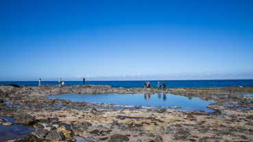 花蓮必玩景點 石門麻糬洞 石門遊憩區 天然岩石景觀 滿滿熱帶魚就在眼前 孩子們最佳的生態導覽地