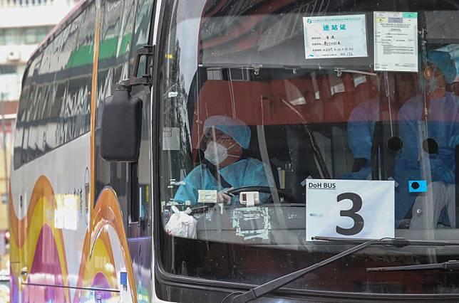 Coronavirus live: Hong Kong's Diamond Princess passengers arrive home and head for quarantine