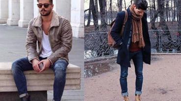 「牛仔褲&靴子」怎麼搭?3種褲管整理法讓你俐落又有型!