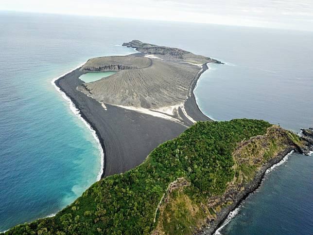 เกาะใหม่ แปซิฟิก