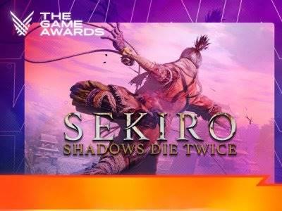 Sekiro: Shadows Die Twice Raih 'Game of The Year' di The Game Awards