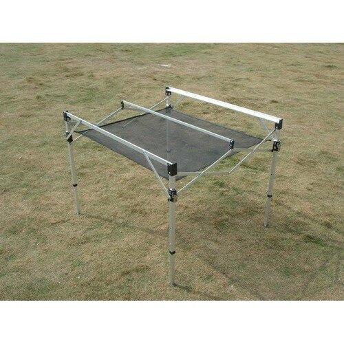 【悠遊戶外】TAB-980H鋁合金蛋捲桌折疊桌下網