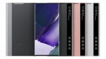 Galaxy Note 20 Ultra 出現螢幕烙印 疑與官方配件有關