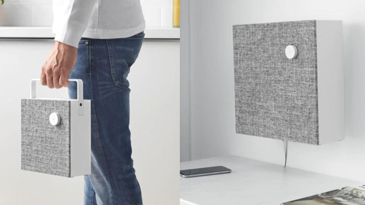 延續品牌極簡北歐風,IKEA跨界推出ENEBY行動藍芽喇叭!