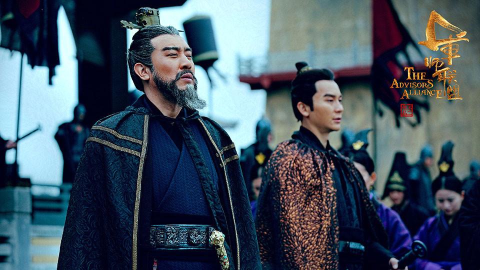 評分破8的神級古裝劇9:《大軍師司馬懿之軍師聯盟》豆瓣評分8.2