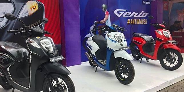 Honda Genio (Otosia.com/Dini)