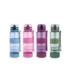 ◎簡易式單手操作|◎瓶蓋輕鬆開啟|◎TR55T運動水壺品牌:太和工房種類:水壺/水瓶杯蓋型態:彈蓋可鎖功能:可密封外部材質:塑料材質說明:上蓋掀蓋:PC材質蓋體外部:聚丙烯(PP)材質蓋體內部:JIS