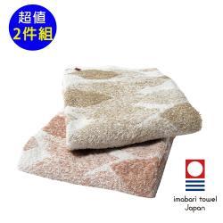 日本今治-純天然有機棉無染色毛巾_超值2入組 落葉