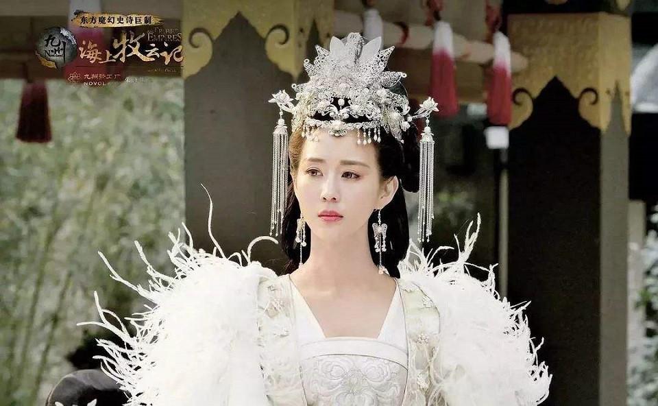 古裝劇「白色嫁衣」8:張鈞甯《海上牧雲記》