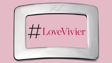 Roger Vivier攜手著名出版社Rizzoli推出全新書籍《#LoveVivier》 -以書本方式呈現出現今生活中的新媒體世界 特邀絕美女神林心如親臨 分享專屬時髦品味風尚