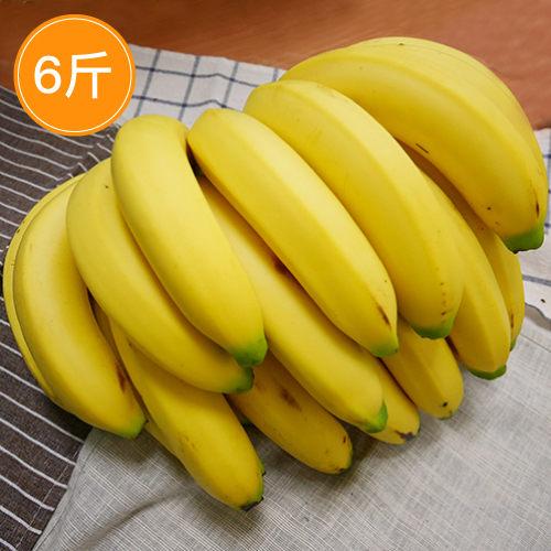 天賦農場・有機香蕉 6斤(1斤3~4根)