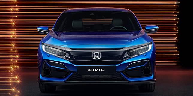 Honda Civic Sport Line (Carscoops.com)