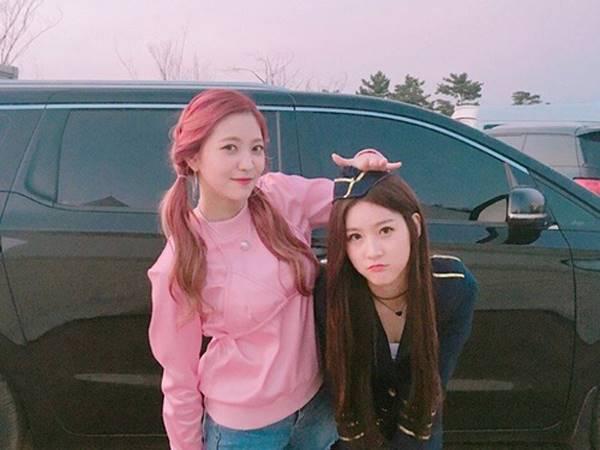 Yeri Red Velvet dan Kim Sae Ron Bikin Heboh Diam-diam Liburan di Bali d82eae4ac4