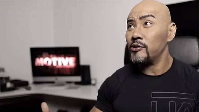 Eks ilusionis Deddy Corbuzier. [YouTube]