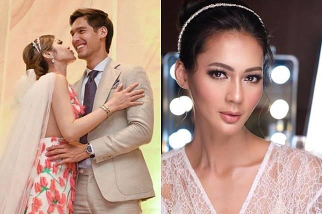 Diundang ke pesta pertunangan Jessica Iskandar - Richard Kyle, tampilan istri Baim Wong Paula Verhoeven tanpa pakai high heels jadi sorotan