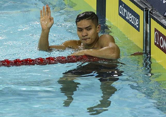 Kenneth To was once 'the best swimmer in the world, pound for pound' - Australia pays tribute to former star