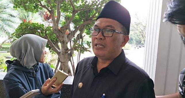 Wali Kota Bandung, Oded M Danial (Foto iNews.id)