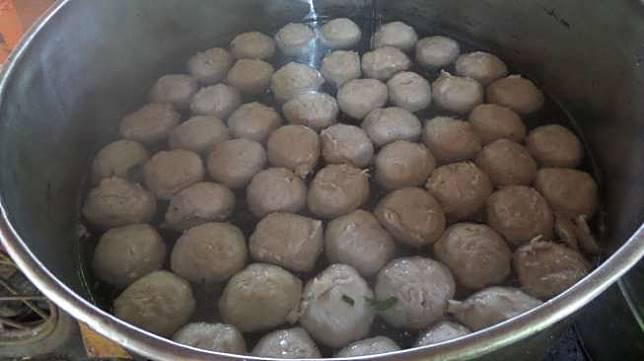 Jajanan bakso [suara.com/Dinda Rachmawati]
