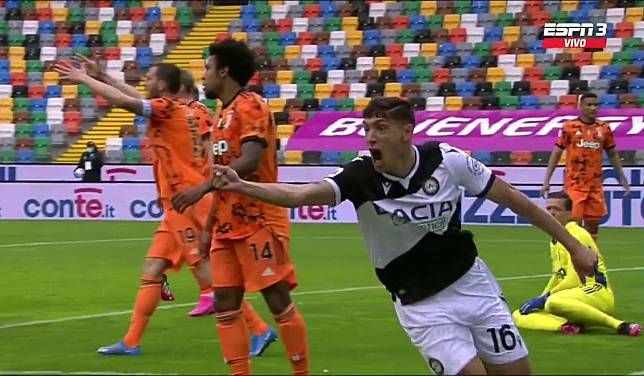 Kebiasaan! Juventus Lagi-Lagi Kebobolan Gol Konyol, Bau-Bau Liga Europa Nih!