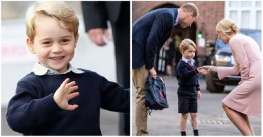 喬治小王子受了十八般武藝的教育,真的比較好嗎?