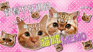 好看不好用的貓咪MEMO