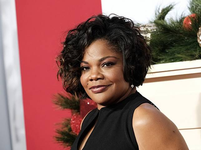 Mo'Nique attends the premiere of 'Almost Christmas' at the Regency Village theater in Westwood, California on November 3, 2016.