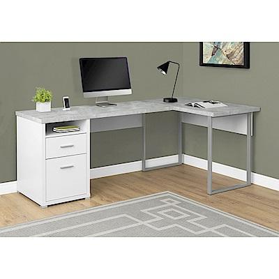 複合式書桌,辦公或使用電腦、個人工作室都可以使用。桌面厚度3.45公分,厚實穩重,耐磨易輕理。台灣製造,品質保證。