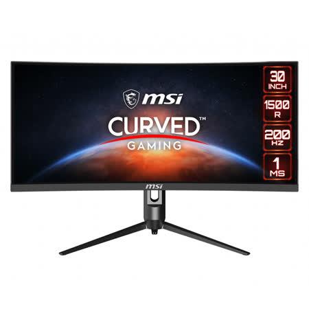 MSI 微星 Optix MAG301CR2 30型 21:9 200Hz 曲面電競螢幕