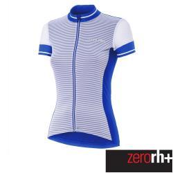 ZeroRH+ 義大利 BREEZE 和風系列女仕專業自行車衣(藍色) ECD0661_89G