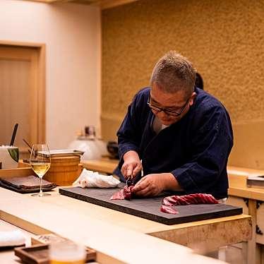 実際訪問したユーザーが直接撮影して投稿した銀座寿司鮨 さえ喜の写真