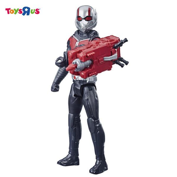 孩之寶 HASBRO 漫威復仇者聯盟電影4 12吋電子泰坦英雄-蟻人