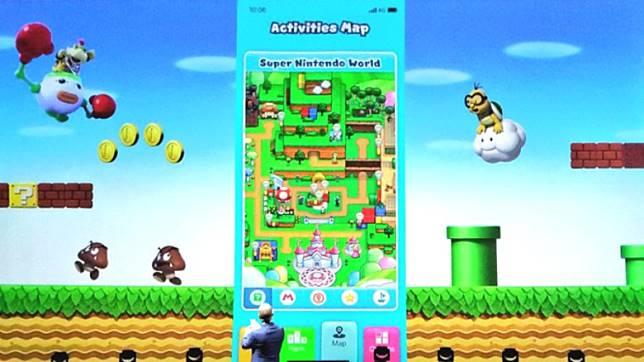 手環概念是倣效遊戲中角色,透過收集金幣升level,助你在園中關過關。(互聯網)